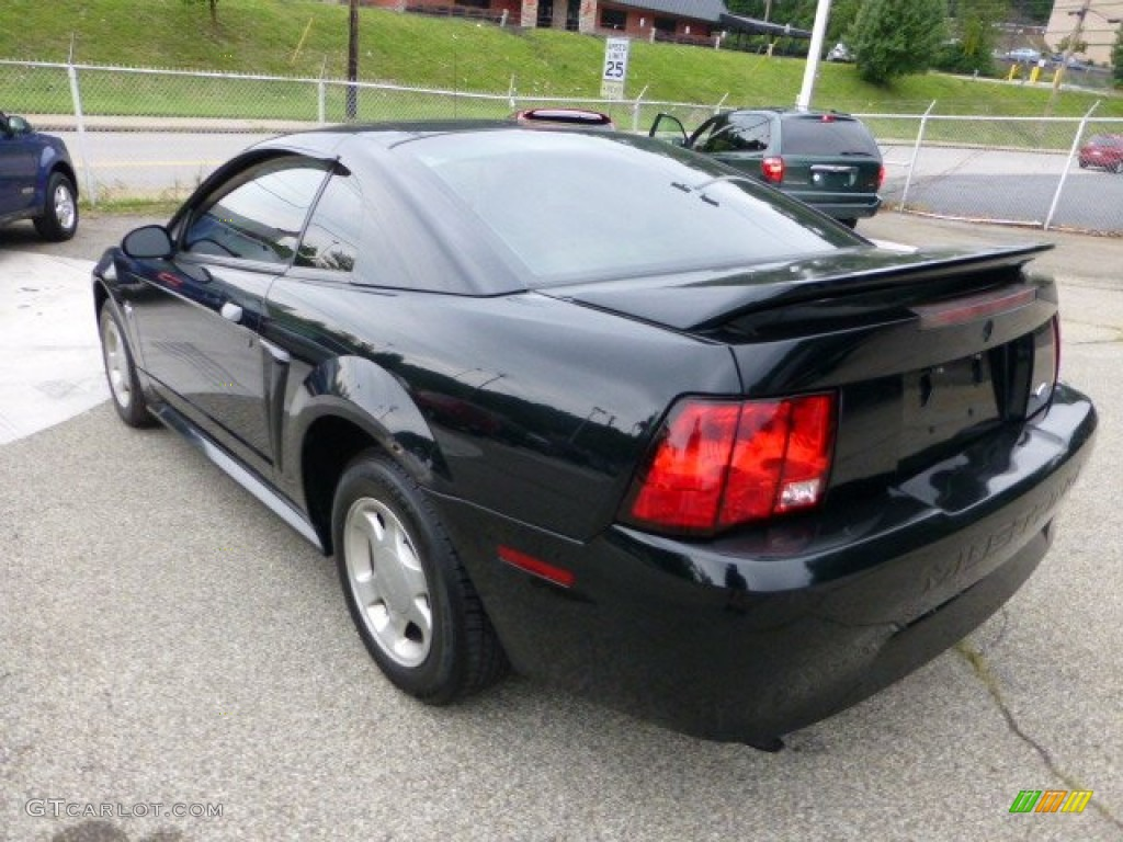 2000 Ford Mustang V6 Engine