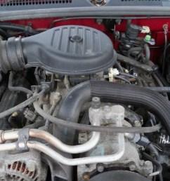 1999 dodge durango slt 4x4 5 2 liter ohv 12 valve v8 engine photo 69717594 [ 1024 x 768 Pixel ]