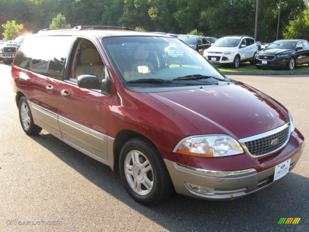 2002 Ford Windstar Sel