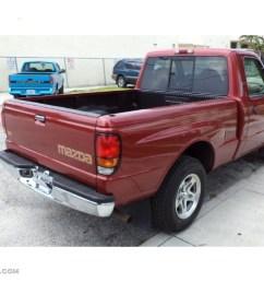 toreador red metallic 1998 mazda b series truck b2500 sx regular cab exterior photo 69987161 [ 1024 x 768 Pixel ]