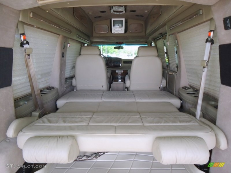 Ram Promaster 4X4 >> chevy conversion van interior | Billingsblessingbags.org