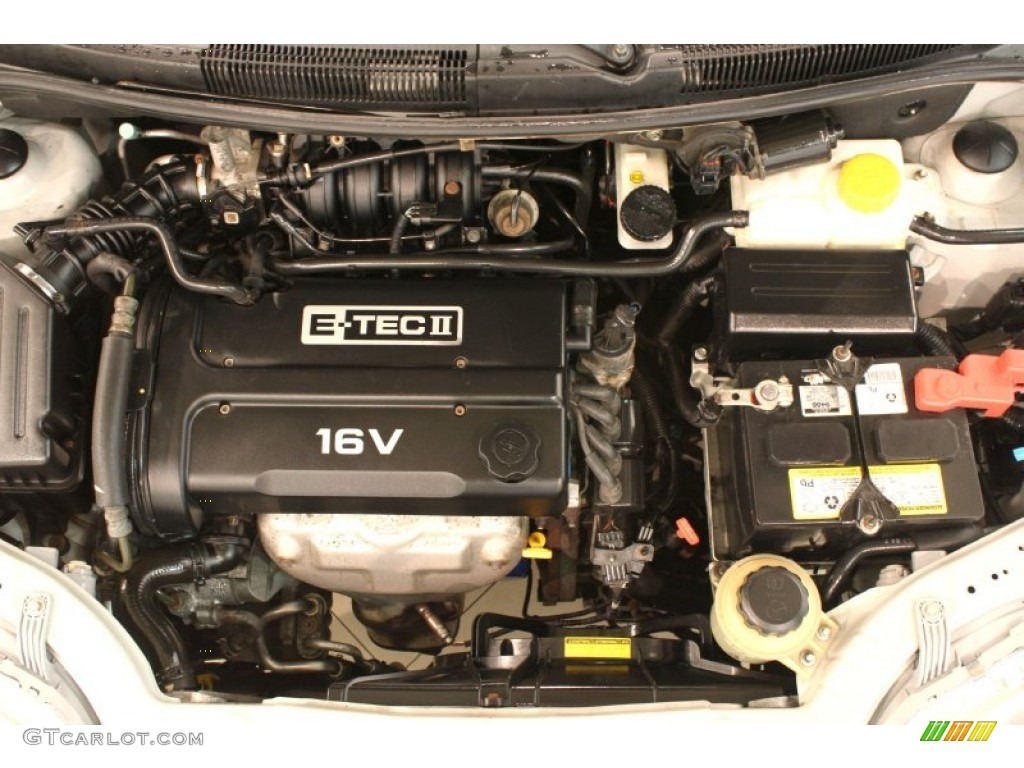 2009 Chevrolet Aveo Engine Compartment Fuse Box Diagram