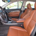 Umber Interior 2012 Acura Tl 3 7 Sh Awd Advance Photo 70496809 Gtcarlot Com