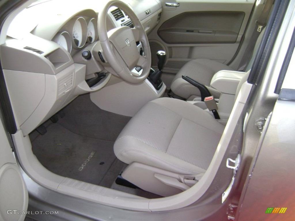 Caliber Custom Dodge Interior