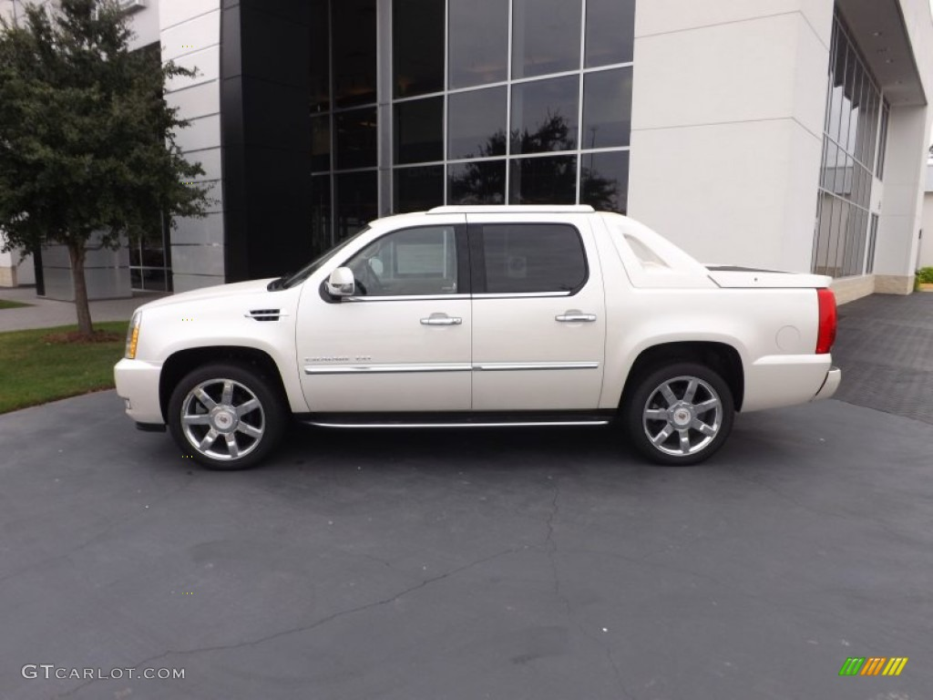 2006 Cadillac Escalade Esv White Diamond