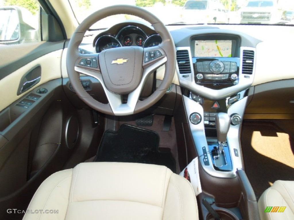2012 Chevrolet Cruze Lt White