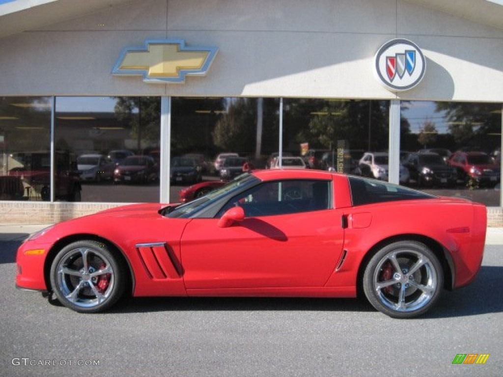 2013 60th Anniversary Edition Corvette Grand Sport Black