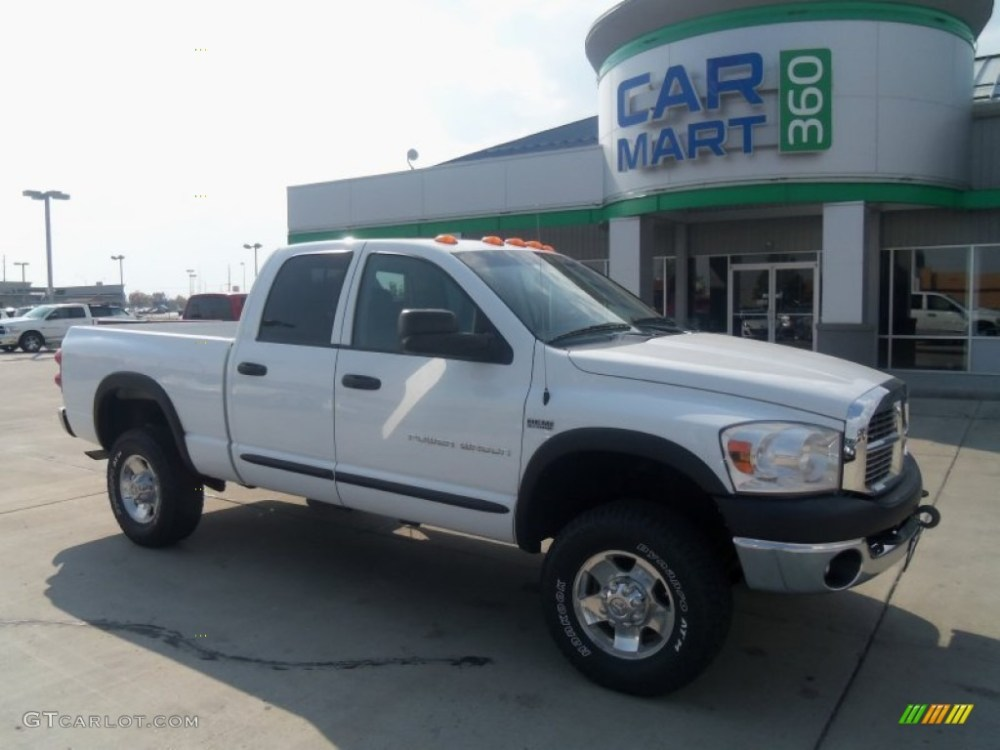 medium resolution of bright white dodge ram 2500