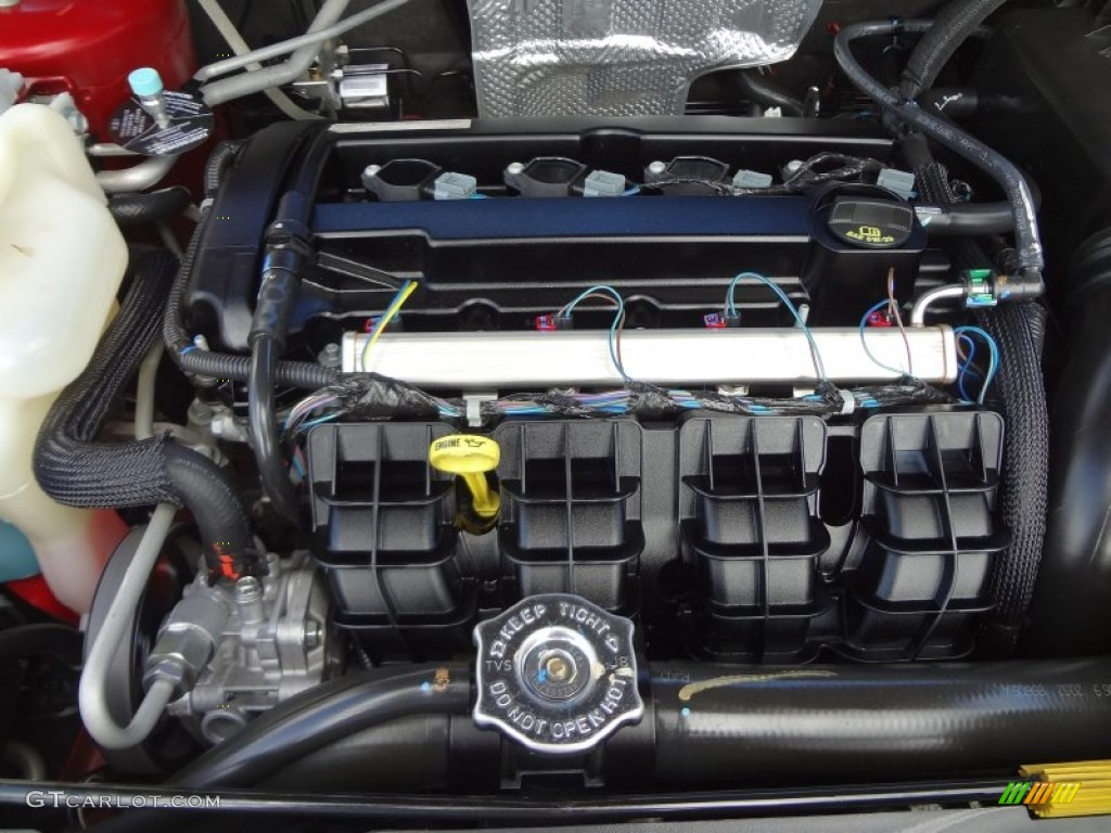 dodge 2 4 engine diagram 2002 mitsubishi lancer radio wiring dohc liter twin cam