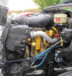 2008 ford f650 super duty xlt crew cab custom passenger 7 2 liter caterpillar c7 turbo diesel inline 6 engine photo 72322153 [ 1024 x 768 Pixel ]