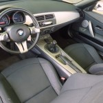 Black Interior 2004 Bmw Z4 2 5i Roadster Photo 72430137 Gtcarlot Com
