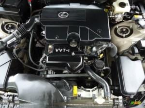 2000 Lexus GS 300 30 Liter DOHC 24Valve VVTi Inline 6