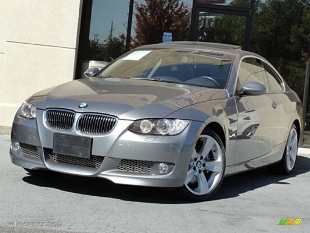 medium resolution of space grey metallic bmw 3 series bmw 3 series 335xi coupe