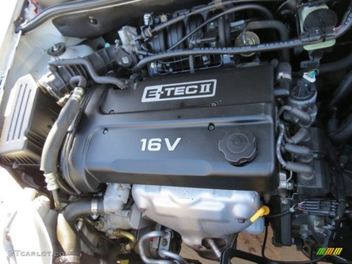 small resolution of 2005 chevrolet aveo ls sedan 1 6l dohc 16v 4 cylinder engine photo 72632557