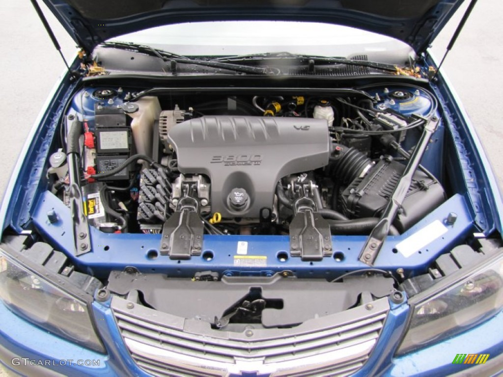 hight resolution of 2003 chevrolet impala standard impala model 3 8 liter ohv 12 valve v6 engine photo 72679535