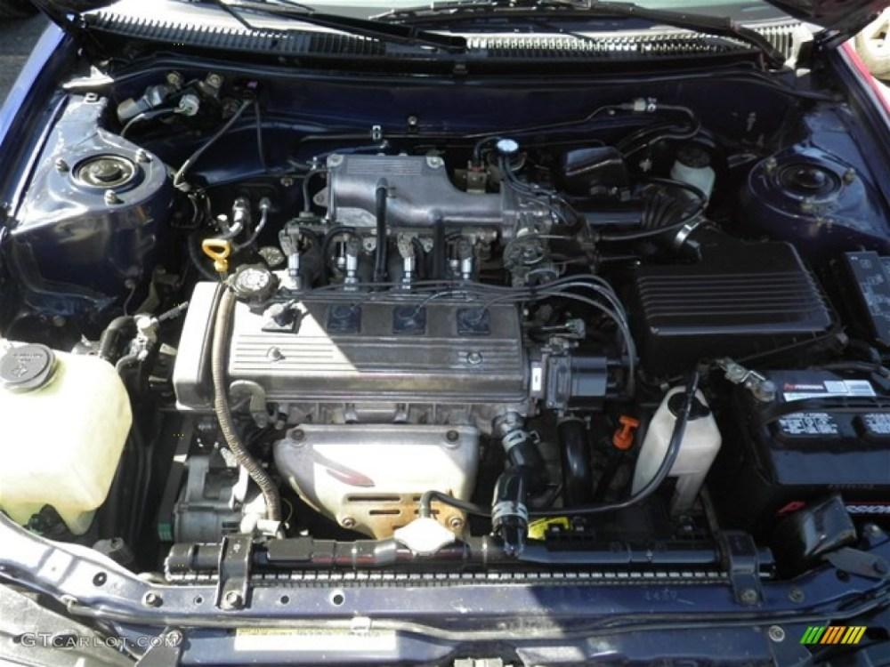 medium resolution of 1997 toyota corolla dx 1 8 liter dohc 16 valve 4 cylinder engine 1997 toyota corolla dx 1 8 liter dohc 16 valve 4 cylinder engine photo 73409286