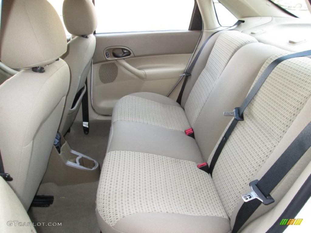 Ford Focus Zx3 Hatchback