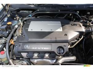 2001 Acura TL 32 Engine Photos   GTCarLot