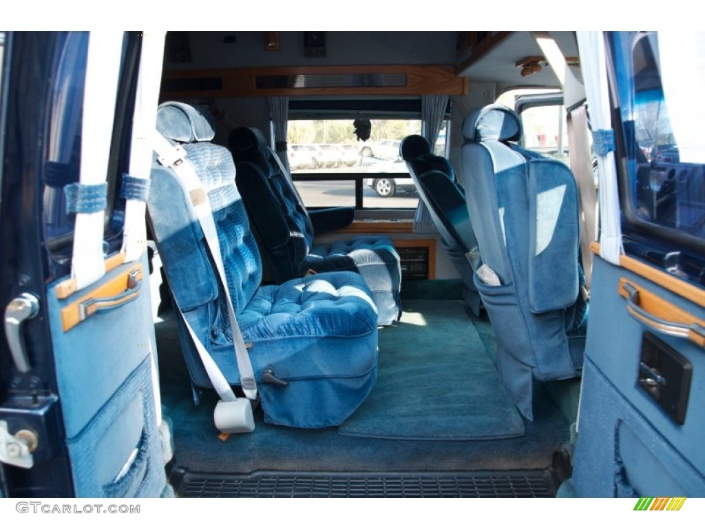 G20 Interior Van Chevrolet 1985 Conversion