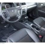 Charcoal Black Red Interior 2008 Ford Fusion Se Photo 75196390 Gtcarlot Com