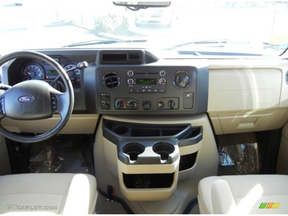 medium resolution of ford e series van e passenger medium pebble dashboard photo jpg 1024x768 2003 ford e350 dash