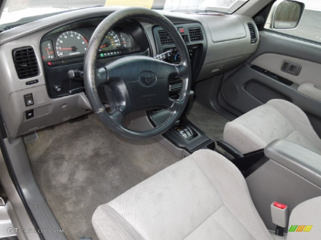 2002 toyota 4runner interior colors