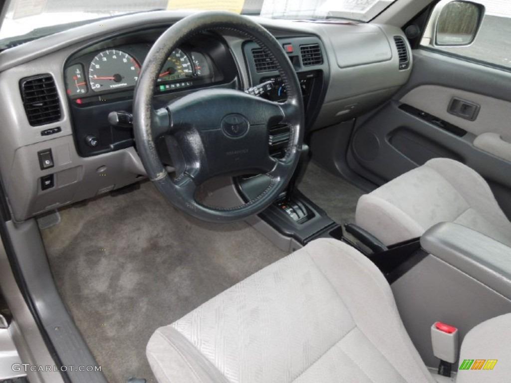 2002 Toyota 4runner Interior Colors