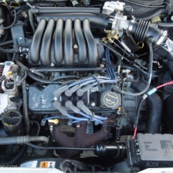 2001 Ford Taurus Engine Diagram Foot Nerve Endings Wagon Free Image For