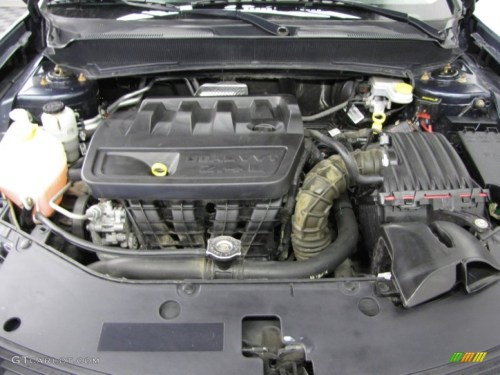 small resolution of 2008 dodge avenger sxt 2 4 liter dohc 16 valve dual vvt 4 cylinder engine photo 77336241
