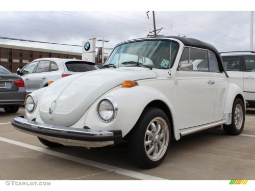 small resolution of white volkswagen beetle