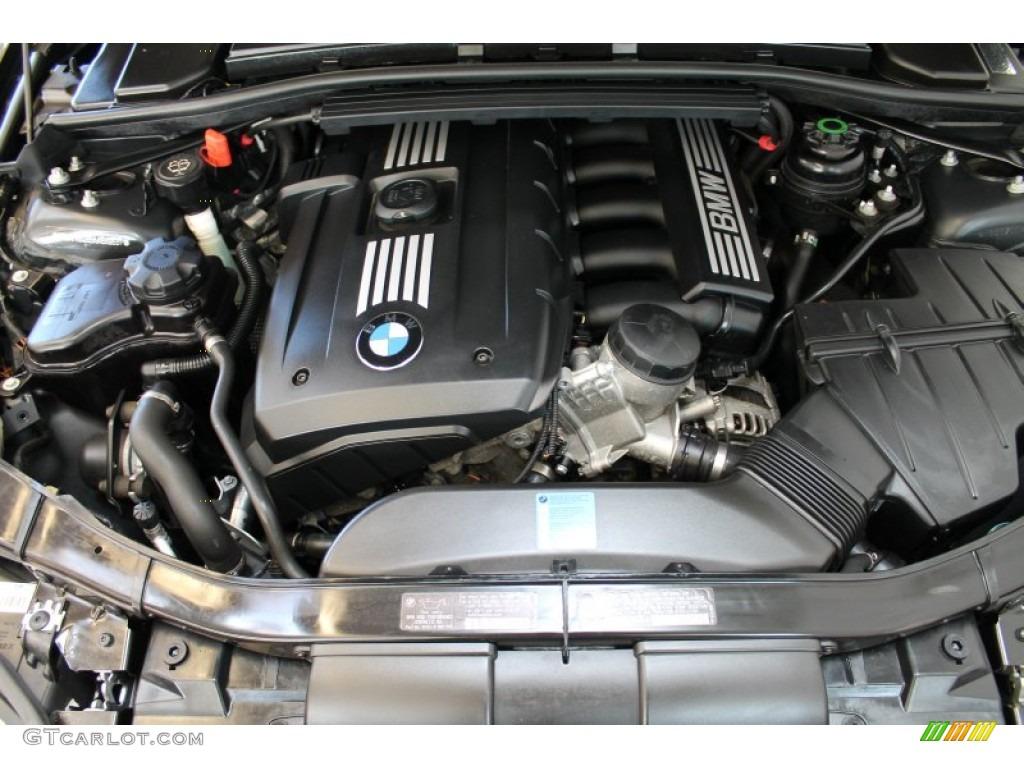 2010 Bmw 3 Series 328i Xdrive Sedan Engine Photos