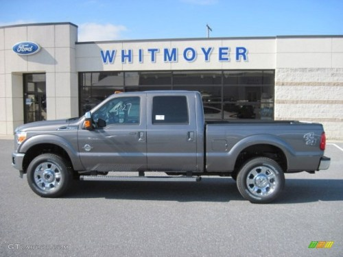 small resolution of 2013 f350 super duty lariat crew cab 4x4 sterling gray metallic black photo