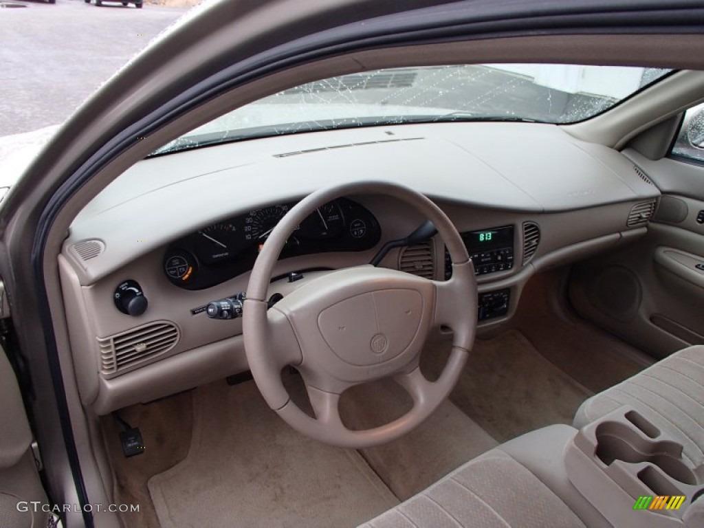 2003 Buick Century Interior