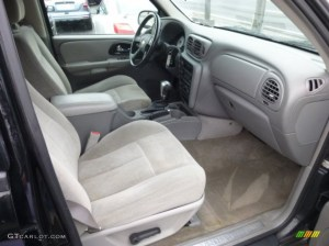 2003 Chevrolet Trailblazer Interior