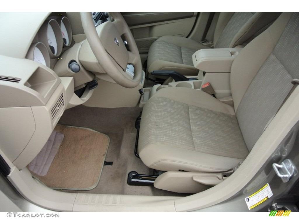 Custom Dodge Caliber Interior