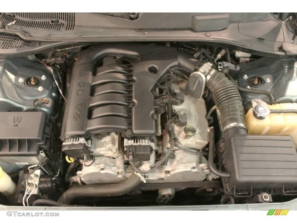 medium resolution of 2005 dodge magnum sxt 3 5 liter sohc 24 valve v6 engine mazda 626 engine isuzu 4 cyl diesel engine