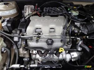 2004 Pontiac Grand Am SE Sedan 34 Liter 3400 SFI 12 Valve