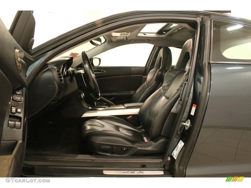 Interior 2004 Mazda 8