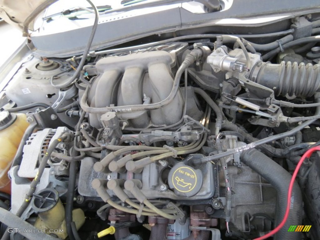 2005 Ford Taurus Engine