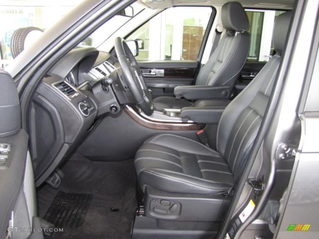 Range Rover Sport Supercharged Interior