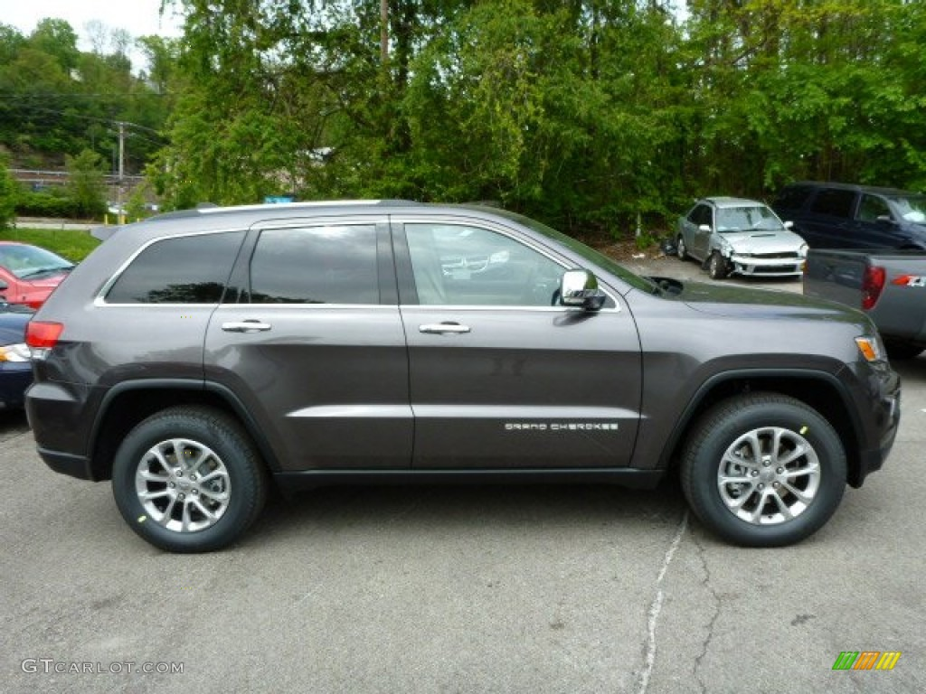 2015 Grand Limited Jeep Cherokee White