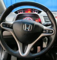 2007 honda civic si sedan black steering wheel photo 81375880 [ 1024 x 768 Pixel ]