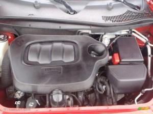 2008 Chevrolet HHR LS Engine Photos   GTCarLot