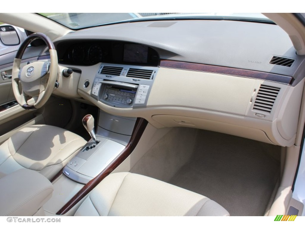 2004 Toyota Avalon Interior Solara