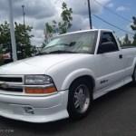 Summit White 2000 Chevrolet S10 Xtreme Regular Cab Exterior Photo 83170219 Gtcarlot Com