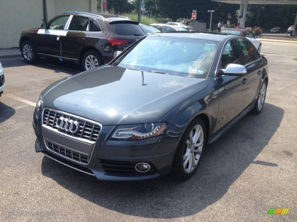 hight resolution of meteor gray pearl effect audi s4