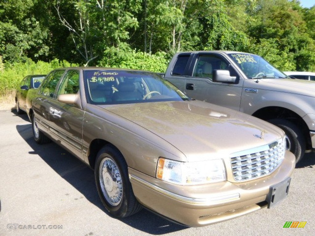 hight resolution of gold fire mist metallic cadillac deville cadillac deville d elegance