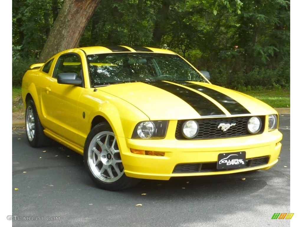 2006 Tungsten Grey Color Mustang