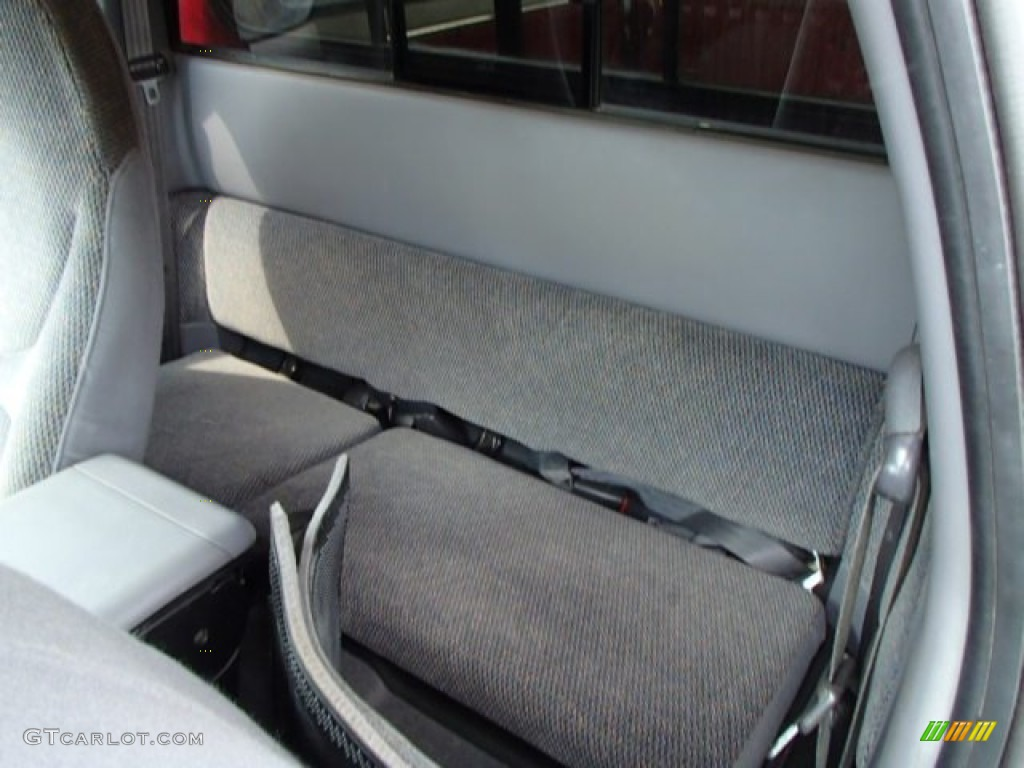 hight resolution of 1998 dodge dakota sport extended cab 4x4 rear seat photo 84492924
