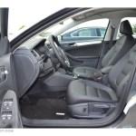 Titan Black Interior 2014 Volkswagen Jetta Se Sedan Photo 84606953 Gtcarlot Com